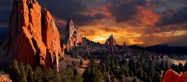 20 colorado springs colorado hotels under 100 dollars per night hotels under 100 for Quality inn garden of the gods