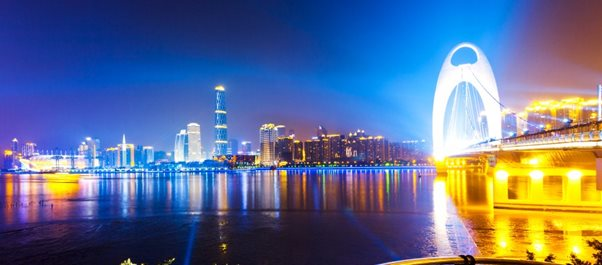 Guangzhou hotels under 100 dollars