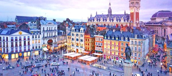 Lille France  city photos : Lille France hotels under 100 dollars