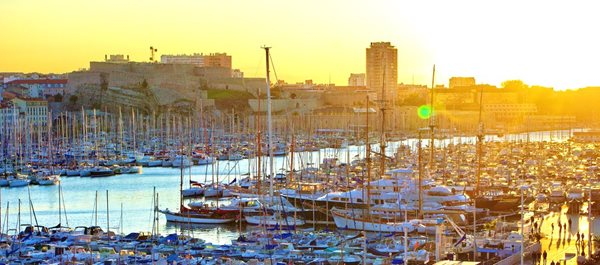 Marseille France hotels under 100 dollars