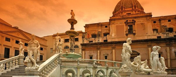 Palermo hotels under 100 dollars