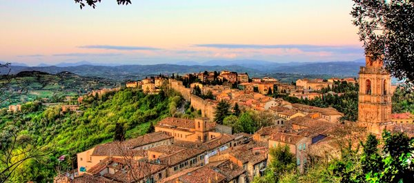 Perugia hotels under 100 dollars