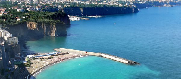 Sorrento hotels under 100 dollars