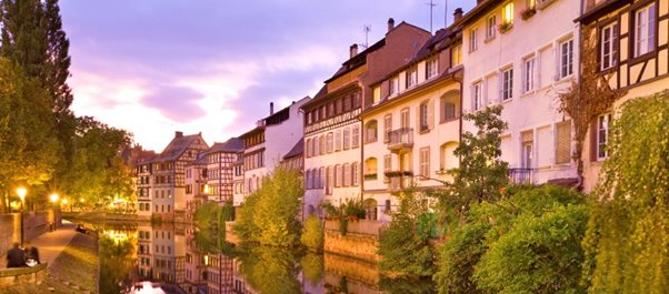 Strasbourg France hotels under 100 dollars