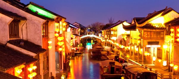 Suzhou, China hotels under 100 dollars