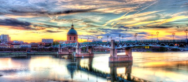 Toulouse France hotels under 100 dollars