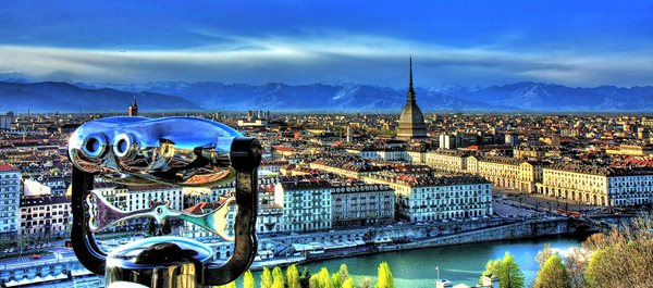 Turin hotels under 100 dollars