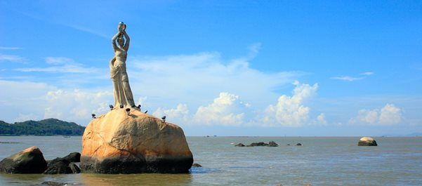 Zhuhai, China hotels under 100 dollars